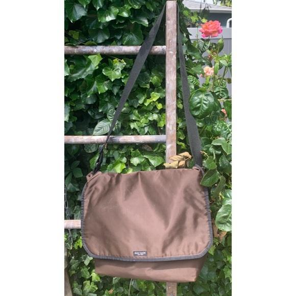 Kate Spade messenger briefcase diaper bag